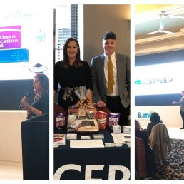 CER team shares education knowledge with Bradford business managers