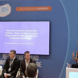 Re-thinking Recruitment and Retention – Schools & Academies Show 2019